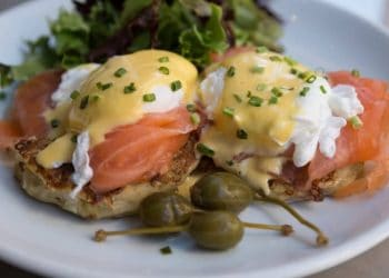 Eggs Benedict Royale Recipe