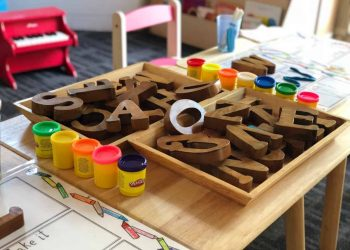 Free childcare ends July 12