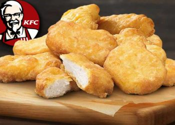 KFC 3D printed chicken nuggets are in development