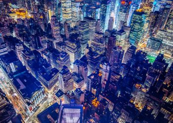 Why urban density is good for health
