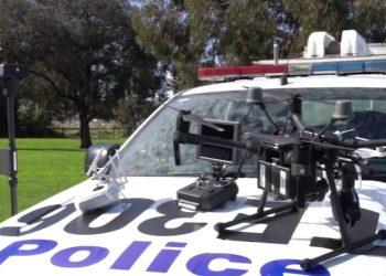WA police drones. Photo credit: WA Police