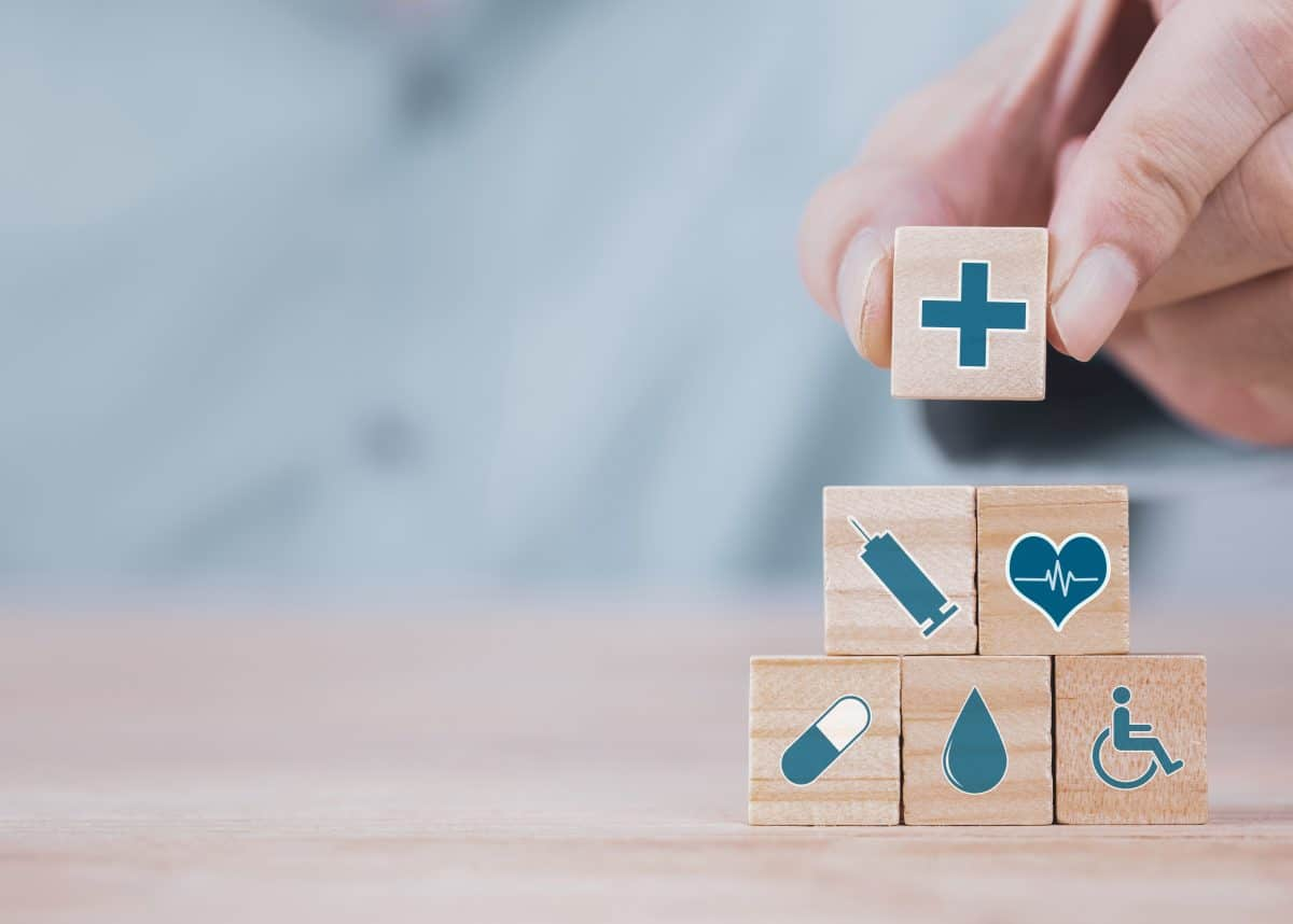Can blockchain help in improving health care facility