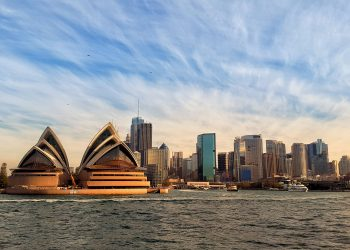 Survey indicates high work-from-home levels may change the Sydney CBD. Photo credit: Pixabay