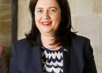 Annastacia Palaszczuk. Photo credit: Wikimedia Commons