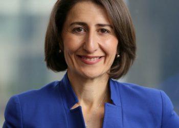 Gladys Berejiklian. Photo credit: Wikimedia Commons