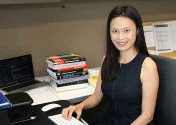 Dr Emily Wong from the Victor Chang Cardiac Research Institute and UNSW Sydney (Photo credit: Victor Chang Institute)