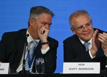 Will Morrison adopt 2050 target