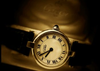 Generic photo of a Cartier watch. Image by Thomas Ulrich from Pixabay