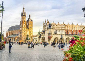Weekend abroad – explore Krakow