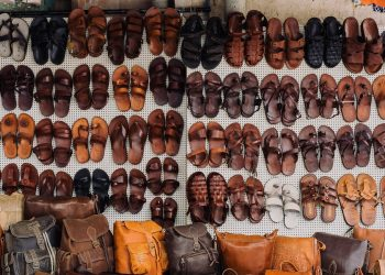The oldest styles of footwear in the world
