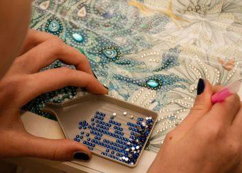 Diamond Painting: The best Christmas gift