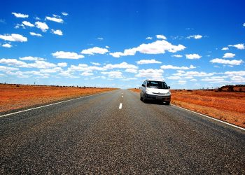 While Australians drove significantly less over the past year, people living in the Northern Territory unsurprisingly drove the furthest. Image by Flo K from Pixabay