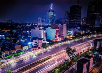 Jakarta, Indonesia: Australian employers must have access to staff with some Indonesian-language skills. Image by Abd Katon from Pixabay
