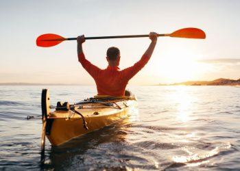Australian adventurer breaks world record rowing the Atlantic for charity!