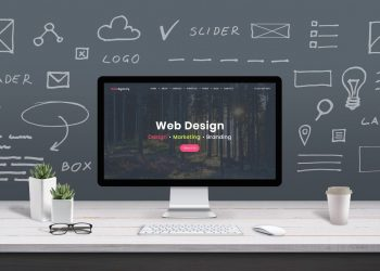 Modern web design trends