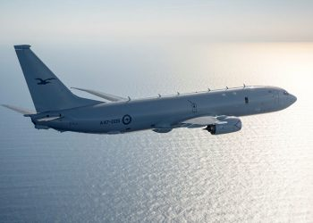 Boeing P-8A Poseidon. Photo credit: RAAF