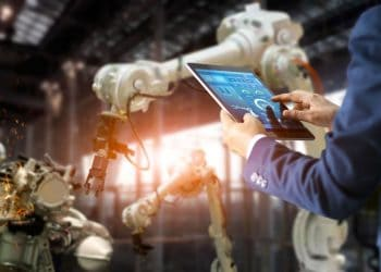 The impacts of manufacturing robots