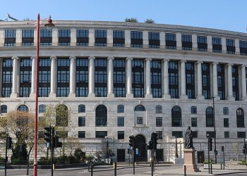 Unilever House in London. Photo credit: GrindtXX via Wikimedia Commons