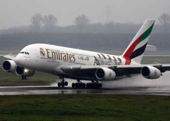 Emirates' decision to cancel flights to Australia has spurred the Federal government to arrange 20 new repatriation flights. Image by Rudi Nockewel from Pixabay