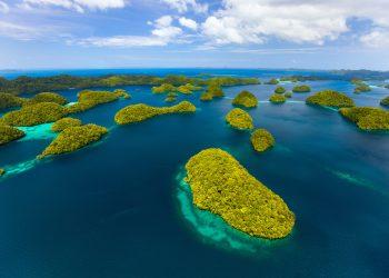 Palau Island Yacht Charter: The coolest destination you've never heard of