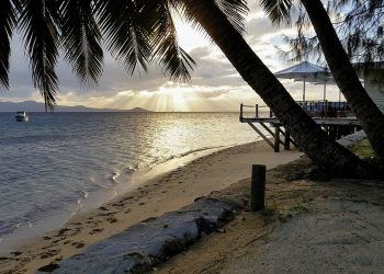 Fiji is one of the hardest-hit tourism-dominated economies. Image by HeikoBrown from Pixabay