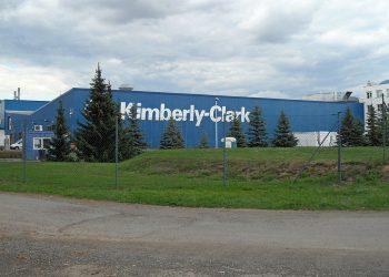 Generic photo of a Kimberly-Clark facility. Credit: Stribrohorak via Wikimedia Commons