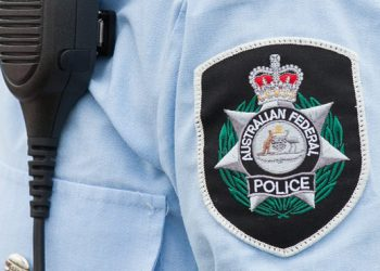 Photo credit: Australian Federal Police