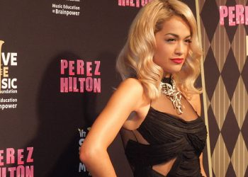 Rita Ora at a celebrity event in Los Angeles. Photo credit: Wikimedia Commons