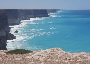 The Great Australian Bight. Photo credit: Lindam333 via Wikimedia Commons