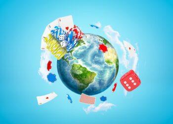 International gambling industry in transition