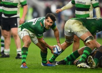 London Irish news Nick Phipps puts pen to paper on new deal