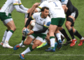 London Irish go down to Newcastle Falcons in high-scoring affair