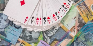 Why is the gambling industry booming in Australia?