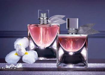 Five stunning bottles of women's perfumes. The 2021 version
