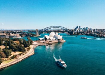 Amazing places that you can see using a webcam in Sydney