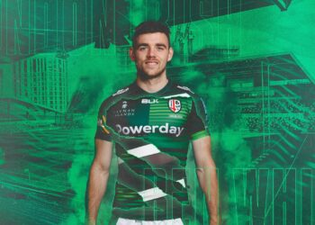 London Irish signing news: Ben White puts pen to paper with the Exiles