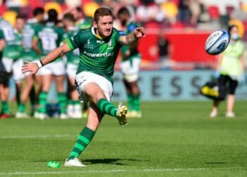 London Irish fell to an agonising home defeat to Wasps