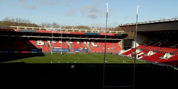 Premiership Rugby has confirmed that London Irish's Gallagher Premiership match against Bristol Bears - scheduled for Saturday, 12 June - has been called off. Photo: Twitter @londonirish