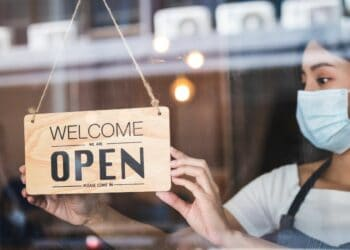 With lockdowns extended in some Australian cities, what should businesses consider?