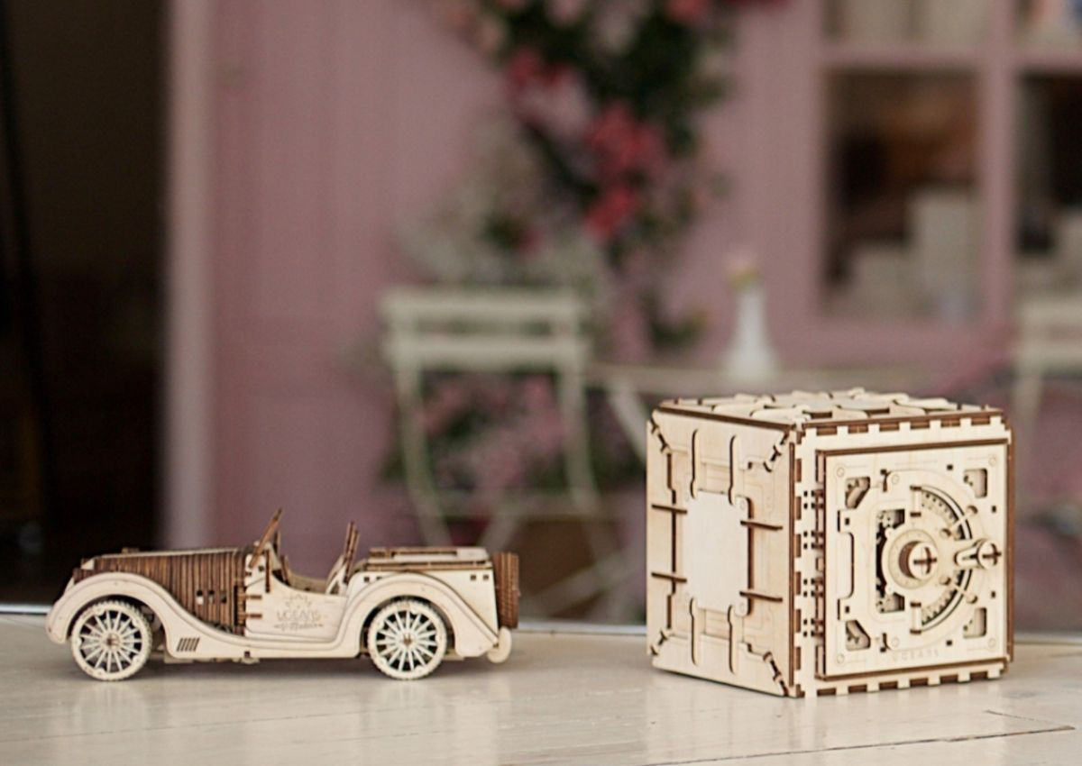 3D Puzzles a hobby for your whole famıly