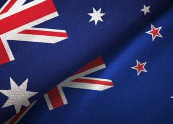 Comparison of the gambling market in Australia and New Zealand