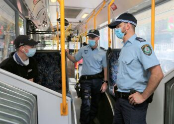 Generic photo for illustration purposes only. Photo credit: NSW Police via Facebook