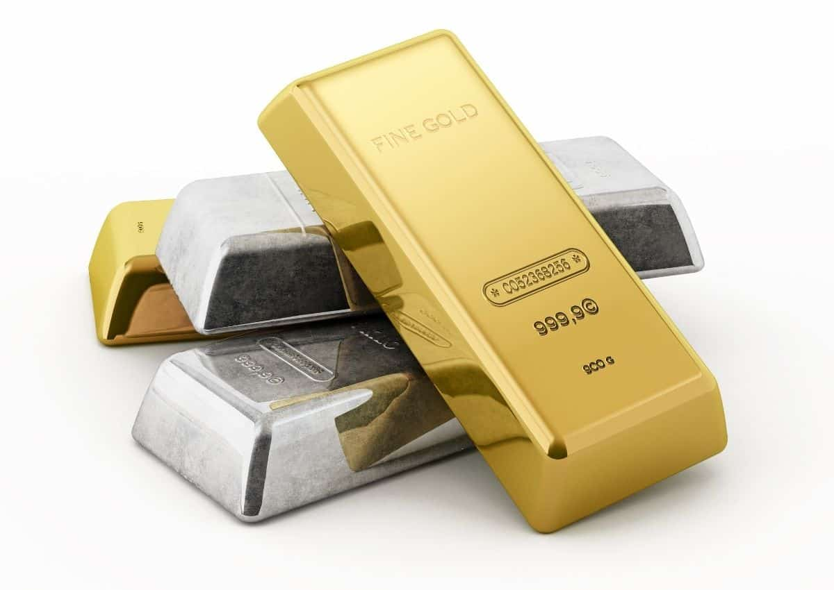 Gold or Silver Which is the UK's Favourite Metal