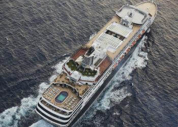 Photo credit: P&O Cruises