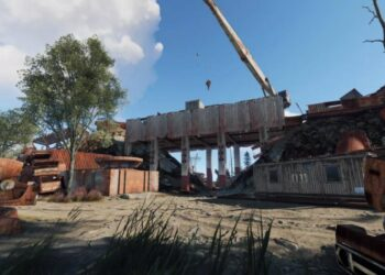 Rust got a free Nvidia DLSS performance uplift in July