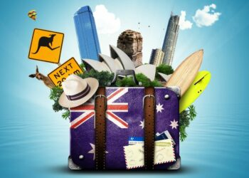 The best places to see in Australia as a tourist