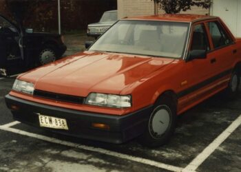 Victoria Police hope that someone may recognise this vehicle and provide information about its occupants on the night of the 1991 fire. Photo credit: Victoria Police