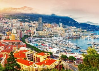 Discovering the magnificent Monaco