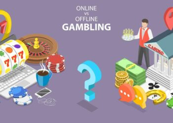 Online or offline casinos: Which is better to choose?