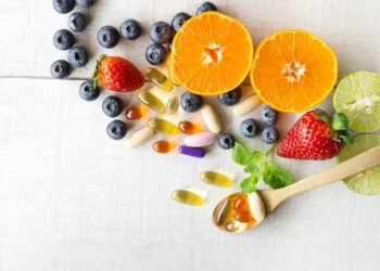 Top 4 vitamins for healthy growth